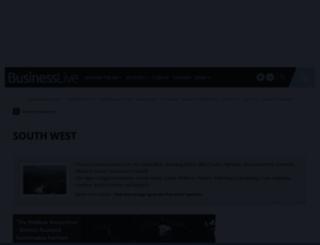 southwestbusiness.co.uk screenshot