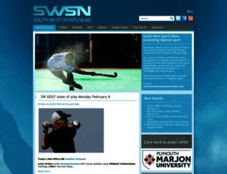 southwestsportsnews.com screenshot