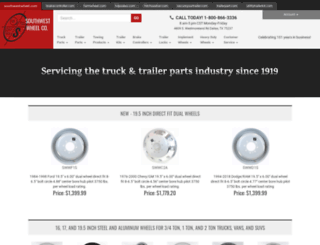 southwestwheel.com screenshot