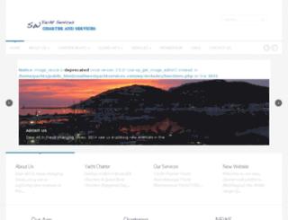 southwestyachtservices.com screenshot
