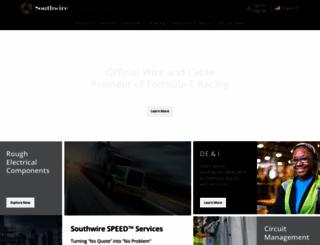 southwire.com screenshot