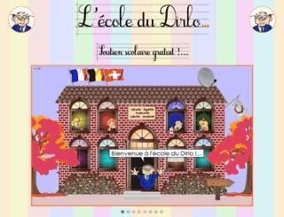 soutien67.free.fr screenshot