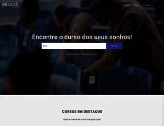 souvestibulando.com screenshot