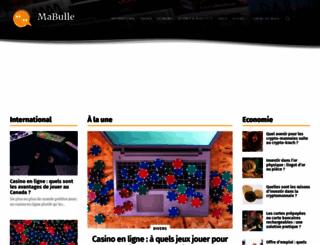 souvienstoi.mabulle.com screenshot
