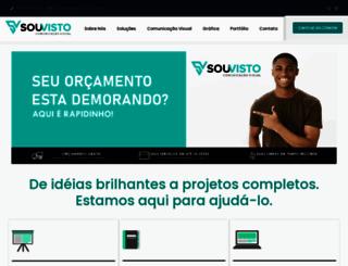 souvisto.com.br screenshot
