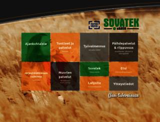 sovatek.fi screenshot