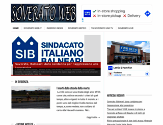 soveratoweb.com screenshot