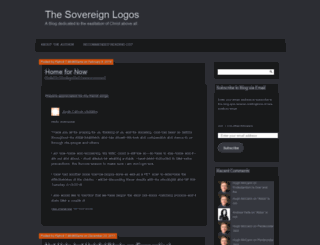sovereignlogos.wordpress.com screenshot