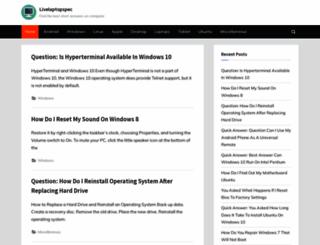 sovereignvalley.com screenshot