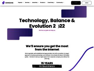 sowedane.com screenshot