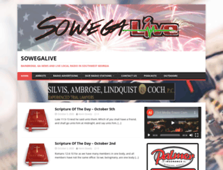 sowegalive.com screenshot