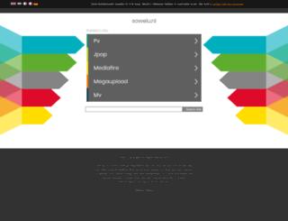 sowelu.nl screenshot
