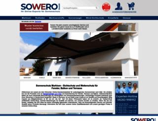 sowero.de screenshot