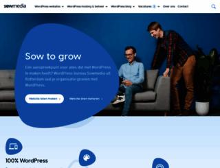sowmedia.nl screenshot