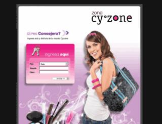 soy.cyzone.com screenshot