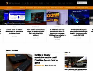 soyacincau.com screenshot
