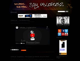 soypelopo82.blogspot.com.br screenshot