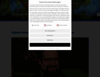 sozial-pr.net screenshot