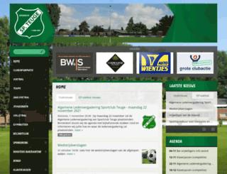sp-teuge.nl screenshot