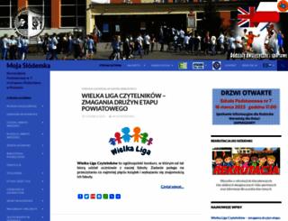 sp7poz.pl screenshot