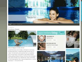 spa-ireland.com screenshot