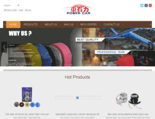 spac-racing.com screenshot