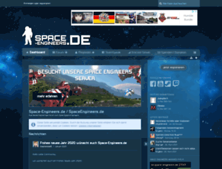 space-engineers.de screenshot