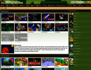 space.gamesxl.com screenshot