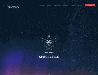 spaceclick.com screenshot