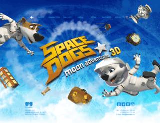 spacedogs2.ru screenshot
