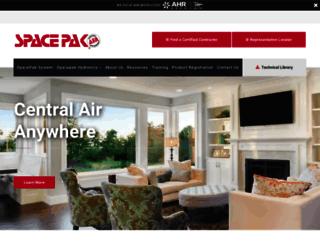 spacepak.com screenshot