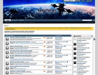 spacepub.net screenshot