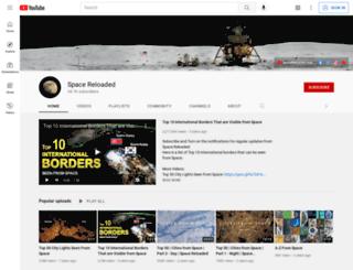 spacereloaded.com screenshot