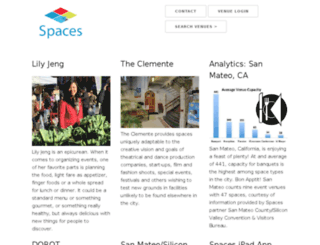 spaces.conventionforce.com screenshot