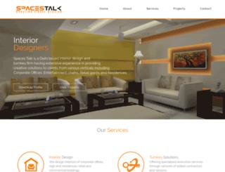 spacestalk.com screenshot