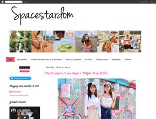 spacestardom.blogspot.sg screenshot