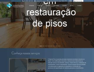 spadopiso.com.br screenshot