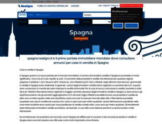 spagna.realigro.it screenshot