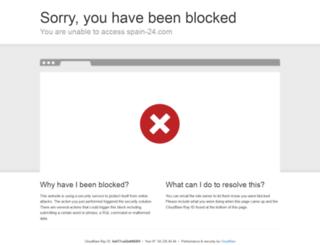 spain-24.com screenshot