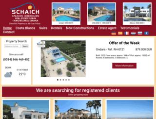 spain-offers.net screenshot