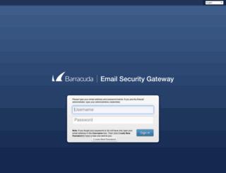 spam.karmanos.org screenshot