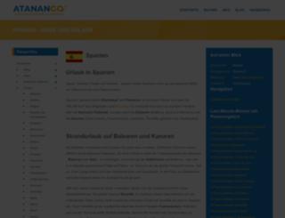 spanien-mit-flair.de screenshot