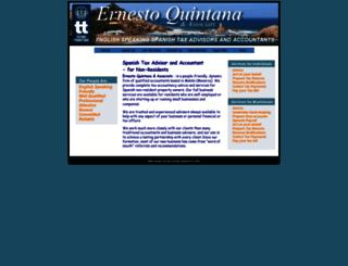 spanish-taxes.com screenshot