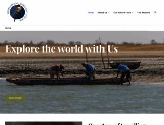 spanishnature.com screenshot