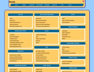 spanje.allepaginas.nl screenshot