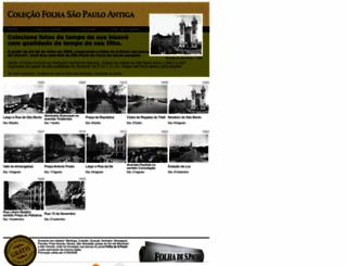 spantiga.folha.com.br screenshot