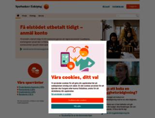 sparbankenenkoping.se screenshot