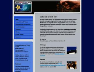 spare-h2o.de screenshot