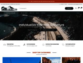 spare-tirecovers.com screenshot