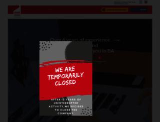 spareroomsba.com screenshot